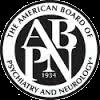 Virtue Medicine Iowa City American Board of Psychiatry and Neurology logo