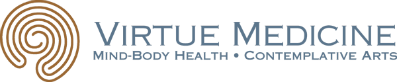 Virtue Medicine Iowa City logo