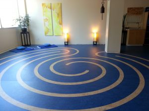 Virtue Medicine Studio Labyrinth