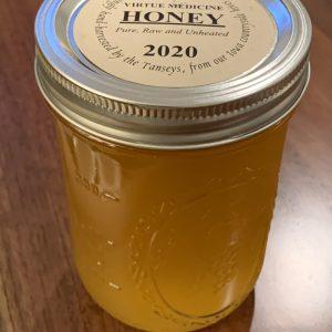 Janeta's Honey Virtue Medicine